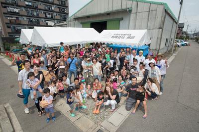 犬山店1周年記念☆善匠夏祭り 開催!