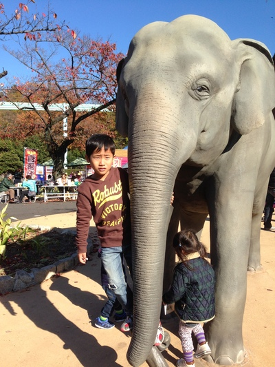 ♪東山動物園♪