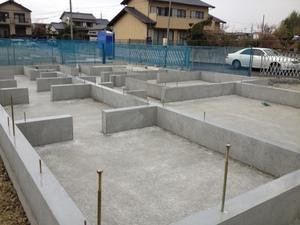 地盤改良・基礎工事