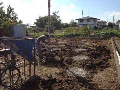 造成工事・地盤改良工事