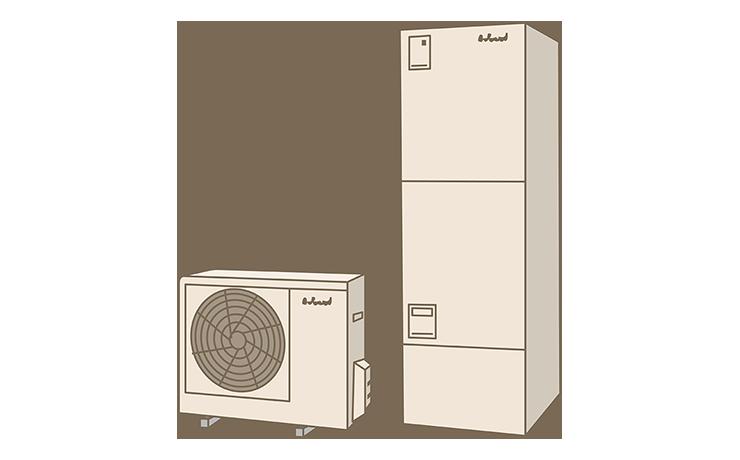 高効率給湯システム