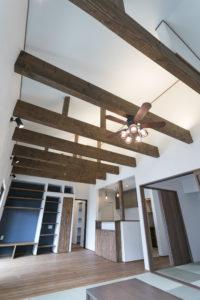 シンプルで粋な和風平屋のお家