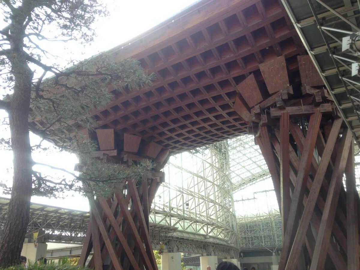 金沢の建築美スポット