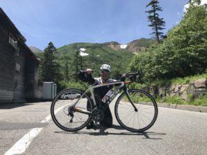 🚲 自転車で行ける国内最高地点 🚲