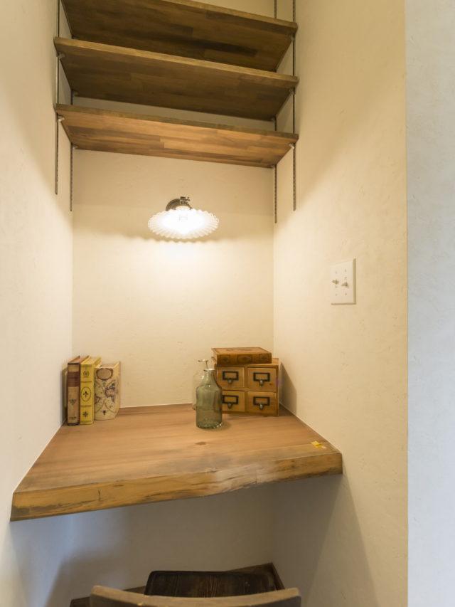 広々ダイニングに天然素材を詰め込んだ5人家族の楽しいお家!